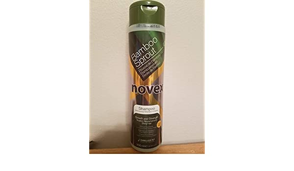 Amazon.com : Novex Bamboo Sprout Shampoo 300ml : Beauty