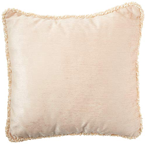 Tan Velvet Cord - Glenna Jean Victoria Pillow with Cord, Tan Velvet
