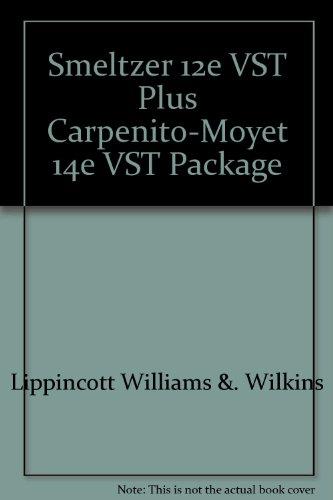 Smeltzer 12e VST plus Carpenito-Moyet 14e VST Package