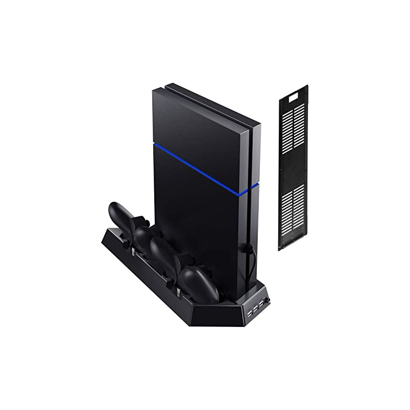 Kootek Vertical Stand with Cooling Fan f