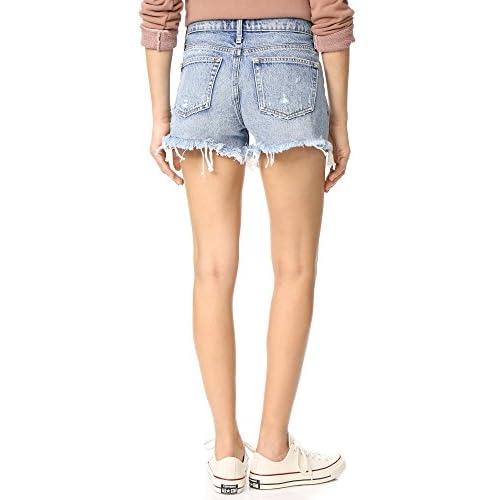 loose cut off shorts