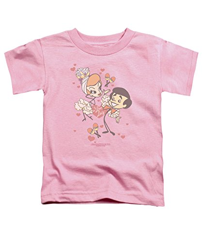 Toddler: I Love Lucy - Rumba Dance Baby T-Shirt Size - Nyc Culture Love