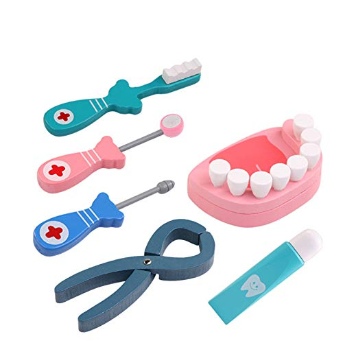 jjxyjxy Child Doctor Toy Set,Pretend Play Toy Medical Set Suitable Age ()