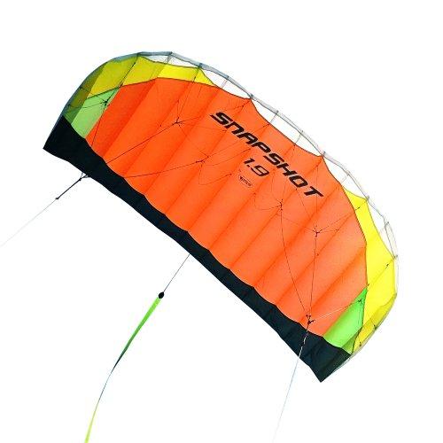 Prism Snapshot Dual-line Parafoil Kite, 1.9 by Prism