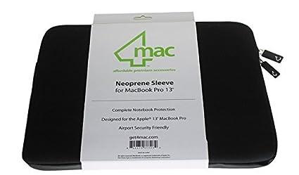 watch f2c78 7f594 4Mac Neoprene Sleeve Zipper Case Pouch Bag for All 13