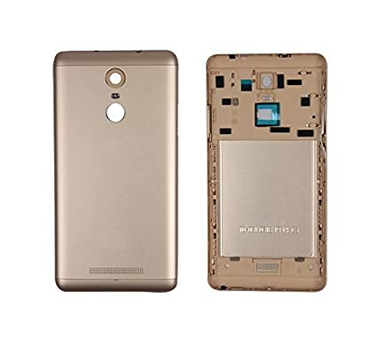 Pacificdeals Housing Body Panel for Xiaomi Redmi Note 3 / Mi Note 3 with  Comes Power Key+Volume Key+Camera Lens - Gold