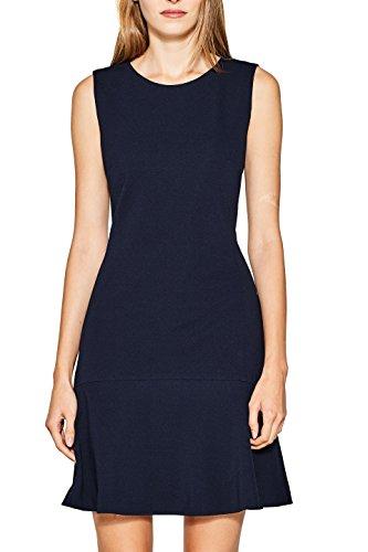 Collection Blau Damen 400 ESPRIT Kleid Navy 0Oqdw01S