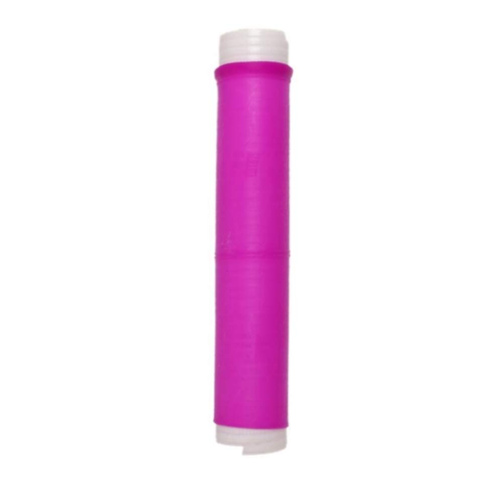 tyrrdtrd Soft Anti-Slip Anti-Electricity Fishing Rod Handle Cover Useful Pole Handle Protective Silicone Cover