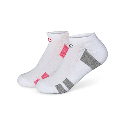 Champion Women's Double Dry 6-Pack Performance No Show Socks, Black/Grey/Assorted, 5-9
