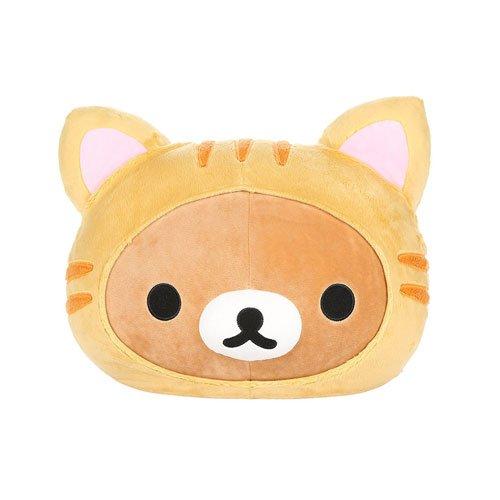 Rilakkuma Head Costumes - Rilakkuma San-X Rilakkuma Tiger Head Pillow