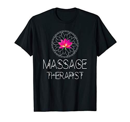 Massage Therapist, Professional Masseuse Gift Shirt, V7Dk