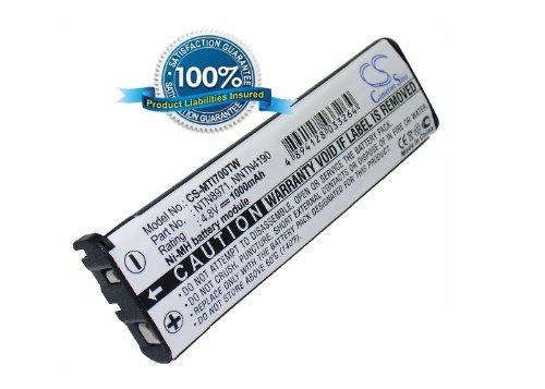 Battery for MOTOROLA NNTN4190AR, XV1100, XU2600, VX2600, Nextel I700 PLUS +Free External USB Power (Accessories I700)