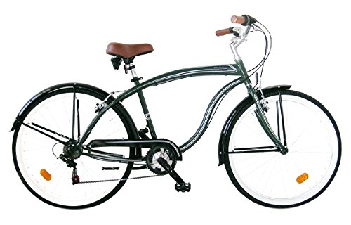 F.lli Masciaghi Cruiser 26 - Bicicleta: Amazon.es: Deportes y aire ...