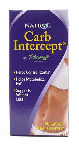 Natrol Carb Intercept Phase Multi Pack