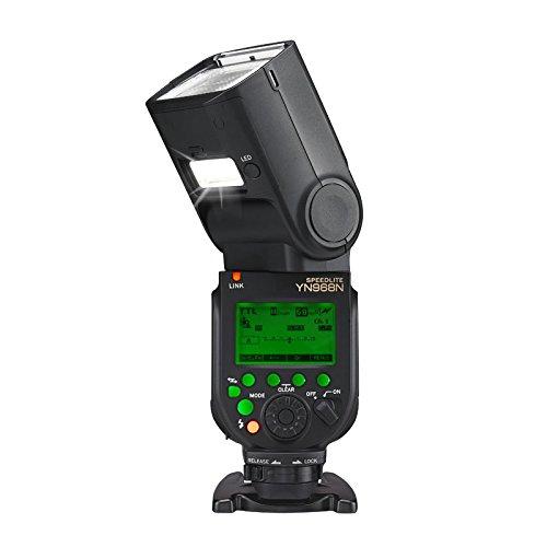YONGNUO YN968N Wireless Camera Flash Speedlite Master Optical Slave HSS TTL for Nikon by YONGNUO