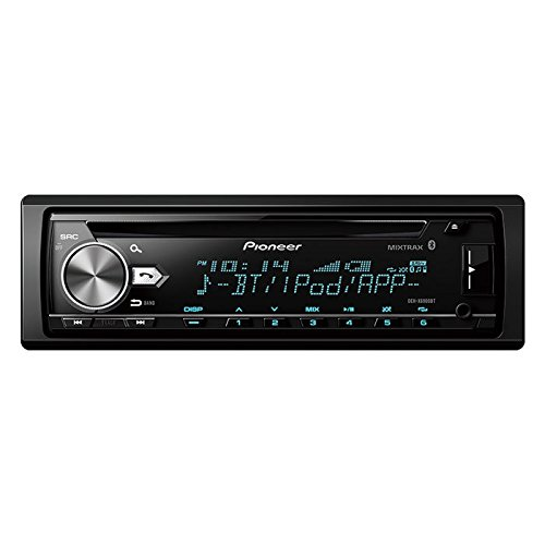 Pioneer DEH-X6900BT Vehicle CD Digital Music Player Receivers, ()