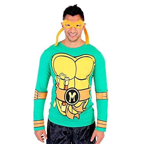 Teenage Mutant Ninja Turtles Long Sleeve Costume