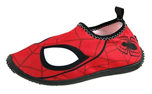 (Lora Dora Spiderman Boys Aqua Socks Beach Water Shoes)