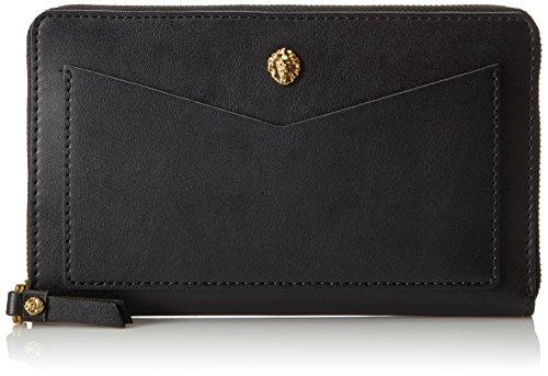 v-pocket-zip-around-wallet-black-one-size