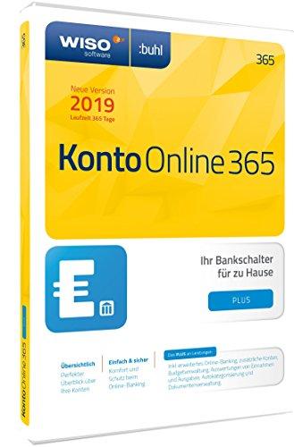 Price comparison product image WISO Konto Online Plus 365,  1 DVD-ROM
