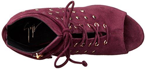 Zanotti Burgundy Giuseppe Giuseppe Zanotti Burgundy Women's Boot Women's Boot qTwnXn68U
