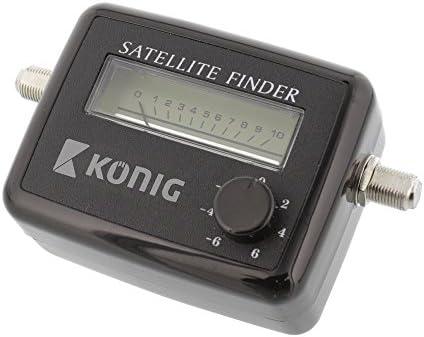 Puntero satélite Sat Finder Medidor Detector de señal satélite LNB con señal acústica B4