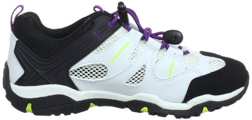 Ecco ECCO STRIDER 711632 - Zapatos para bebé para bebé Blanco (Weiß (Black/Shadow White/Shadow White 56322))