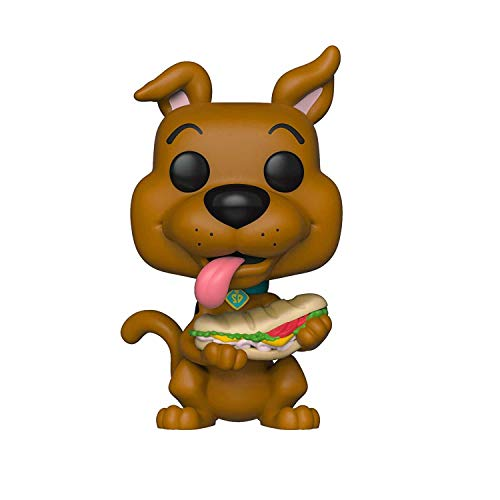 Funko Pop! Animation: Scooby Doo- with Sandwich, Multicolor