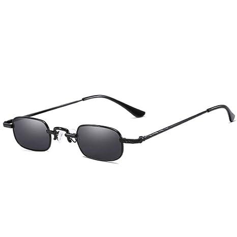 Yangjing-hl Gafas de Sol Mujer Hombre Gafas de Sol Retro ...