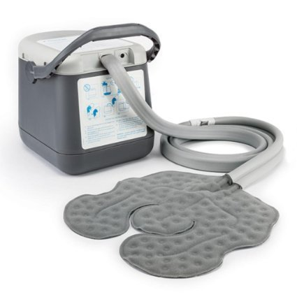 Image of Ossur Cold Rush Compact System and Pads (with Knee Pad)