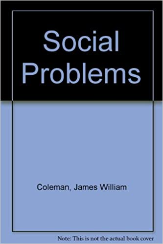 Download ebooks to ipod Social Problems in italiano PDF by James William Coleman