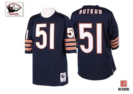 save off 28c68 24302 Amazon.com : Dick Butkus Bears 1970 Jersey Mitchell & Ness ...