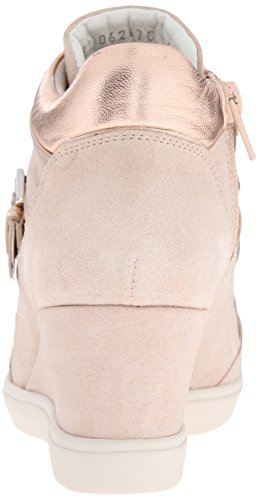Women's Geox 22 D Skin Boot Eleni Gold Rose 1OvHBPaO