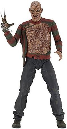 "NECA Nightmare On Elm Street 3 Dream Warriors Ultimate Freddy Krueger 7/"" Figure"