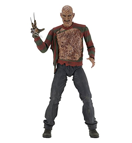 NECA Nightmare on Elm Street: Dream Warriors Freddy 1/4 Scale Action Figure]()