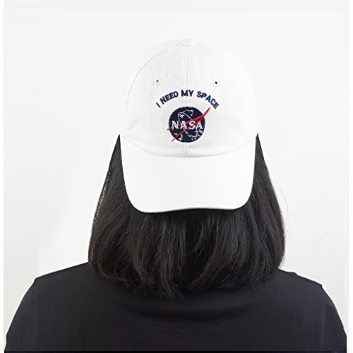 i-need-my-space-nasa-cap-embroidered-dad-hat-100-cotton-baseball-cap
