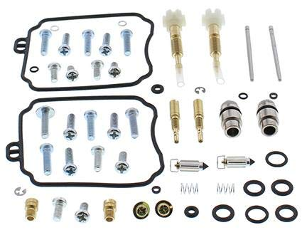 (All Balls 26-1632 BIKE CARBURETOR REBUILD KIT Fits 2000 Yamaha XVS 65A V-Star 650 Classic)