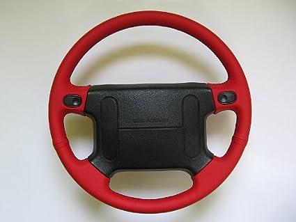 RedlineGoods Mazda Miata NA 1990-97 cubierta del volante de