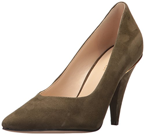 Nine West Damen Whistles Pumps Dunkelgrün