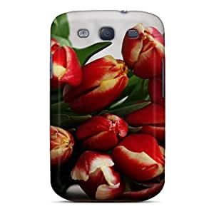 Brand New S3 Defender Case For Galaxy (beautiful Arrangment)