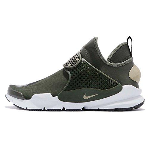 Nike Hombres Sock Dart Mid Se, Sequoia / Neutral Olive-black, 9 M Us
