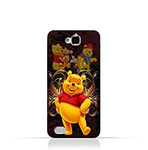 Huawei Honor C TPU silicone Protective Case with Winnie the Pooh Design