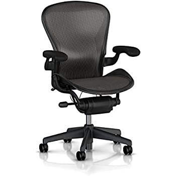 miller office chair. herman miller classic aeron task chair standard tilt fixed vinyl arms carpet office