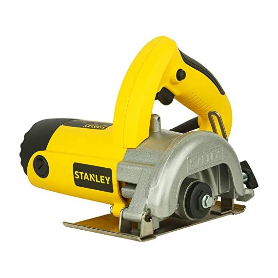 STANLEY STSP125 1320 Watt 5''/125mm Tile Cutter Machine (Yellow and Black) 2