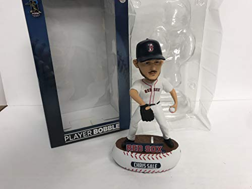 (Chris Sale 2018 Boston Red Sox Limited Edition Baller Bobble Bobblehead)
