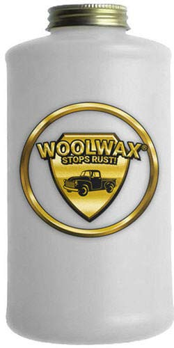 Fluid Film & Woolwax 1 Gallon Undercoating Kit Bundle w/PRO Gun. Straw(Clear) Color. by woolwax (Image #5)
