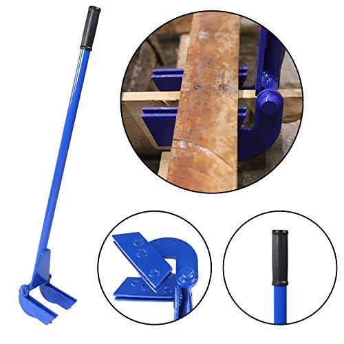 Pallet Buster- Heavy Duty Pallet Breaker with Bar Handle, Easily Break Down Pallets with Little to No Waste, 41' Pry Tool, a U.S. Solid Product