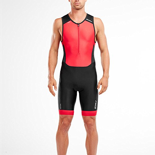 Black Front Red team 2xu Zip Perform S0wxqU
