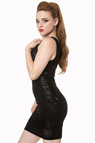 Alternative Without Lace Banned Black Mini Trace A Dress Gone wCqxFI5H4