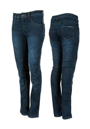 Armored Motorcycle Jeans - 9
